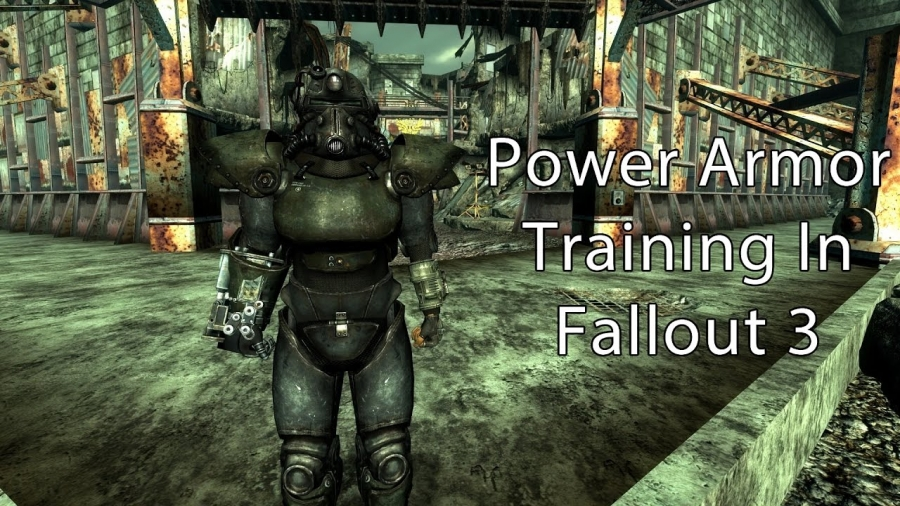 Fallout 3: Power Armor Training
