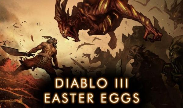 Diablo III Easter Eggs
