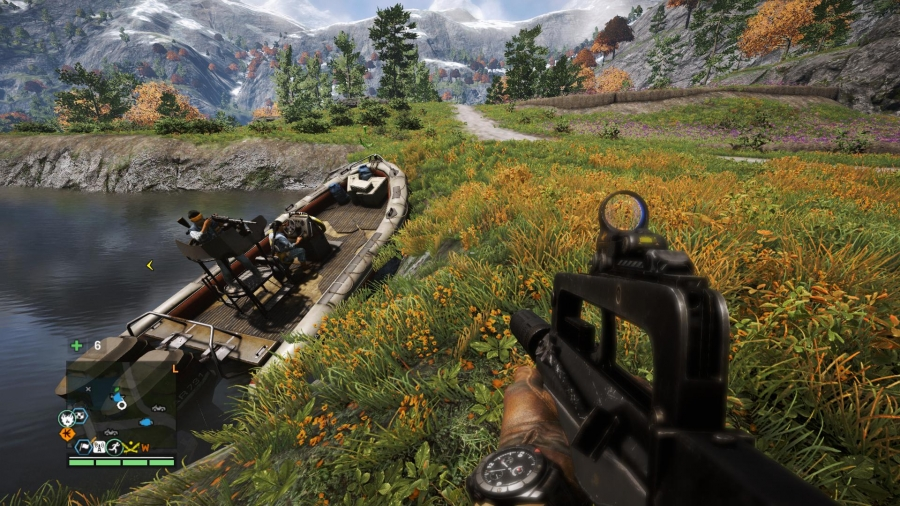 Far Cry 4 Gameplay