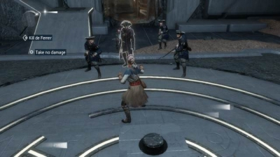 Assassin's Creed Liberation HD Kill de Ferrer