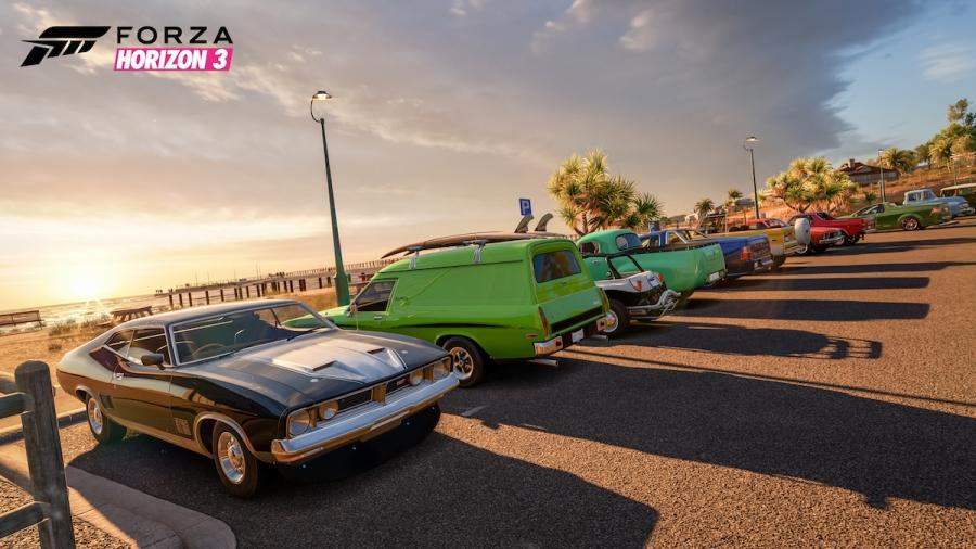 Forza Horizon 3 hidden rare cars -