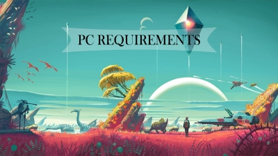 No man's sky requirements