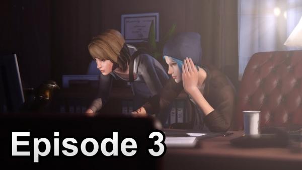 Life is Strange Episode 3 Optional Photo Collection