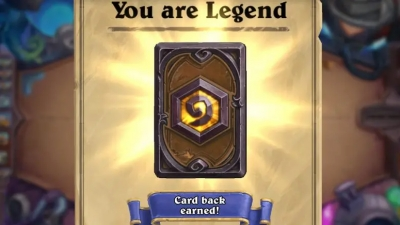 Beginner's Guide To Legend - Hearthstone