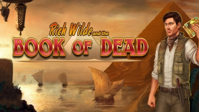 Rich Wilde And The Book of Dead Slot Review