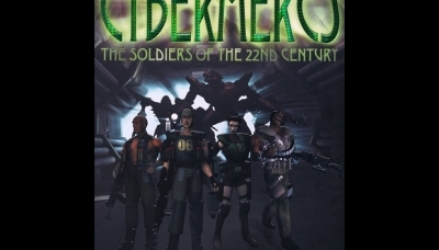 Cybermercs: The Soldiers of the 22nd Century