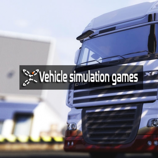Vehicle simulation games