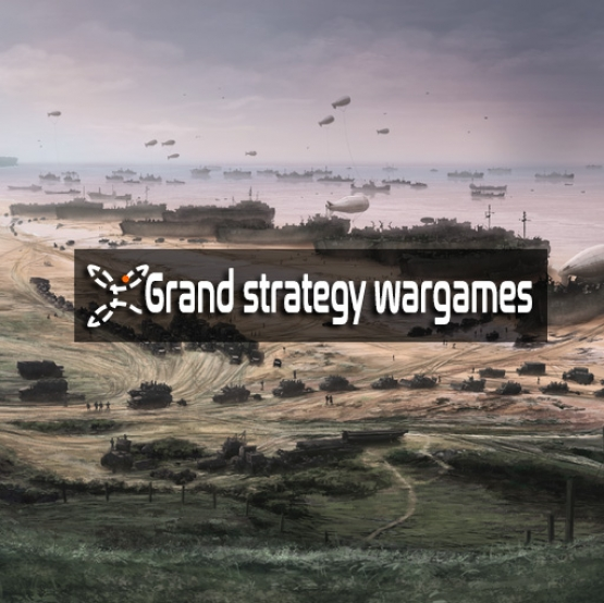 Grand strategy wargames