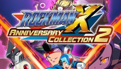 Mega Man X Anniversary Collection 2