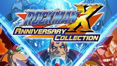 Mega Man X Anniversary Collection