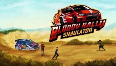 Bloody Rally Simulator