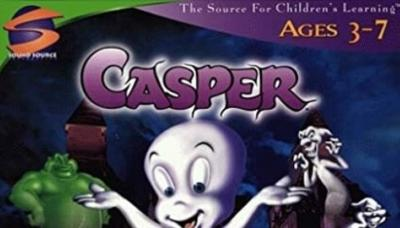 Casper Animated Activity Center