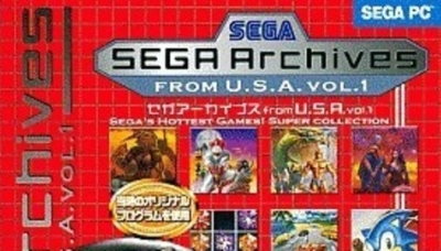 Sega Archives from U.S.A. vol. 1