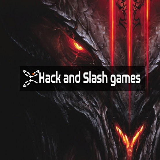 Hack and Slash games