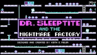 Dr. Sleeptite and the Nightmare Factory
