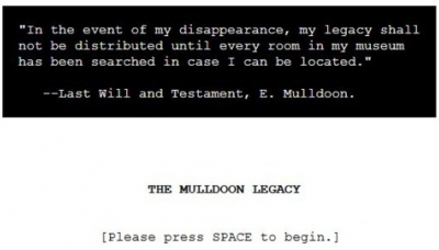 The Mulldoon Legacy