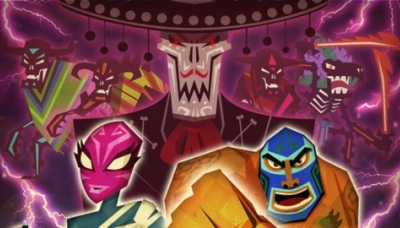 Guacamelee!: Super Turbo Championship Edition