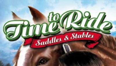 Time to Ride: Saddles & Stables