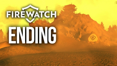 Firewatch endings