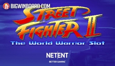 Swedish iGaming giant NetEnt launches a Street Fighter 2 slot