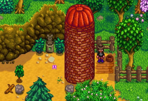 Stardew Valley: what is Silo?