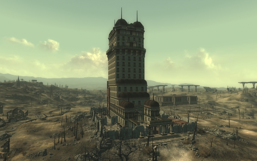 Fallout 3: Tenpenny Tower