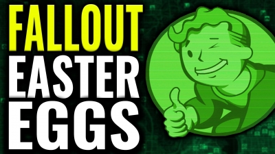 Fallout 3: Easter eggs