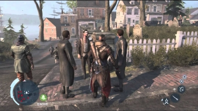 What's the purpose of Vigilantes in Assassin's Creed III?