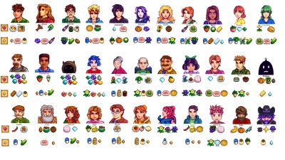 Favorite Gifts Of Every Character In Stardew Valley Gamespedition Com