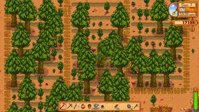 Stardew Valley: Fruit, Common and Special Trees