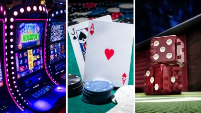 What are casino games with the best odds?
