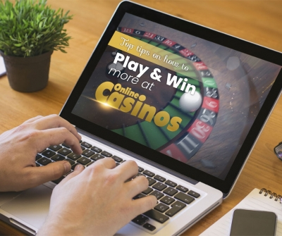 Top Tips on How to Play and Win More at Online Casinos