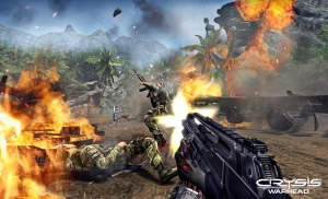 Crysis: Warhead Gameplay