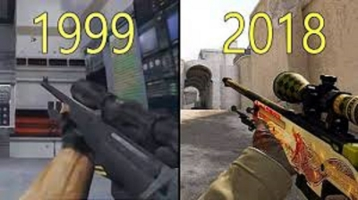 20 Years of Counter-Strike and What's New Today
