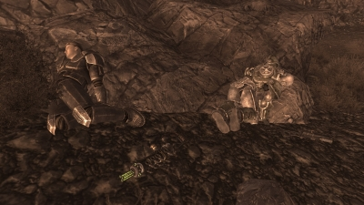 Fallout New Vegas: How to find the Deathclaw Promontory and Remnants Power Armor