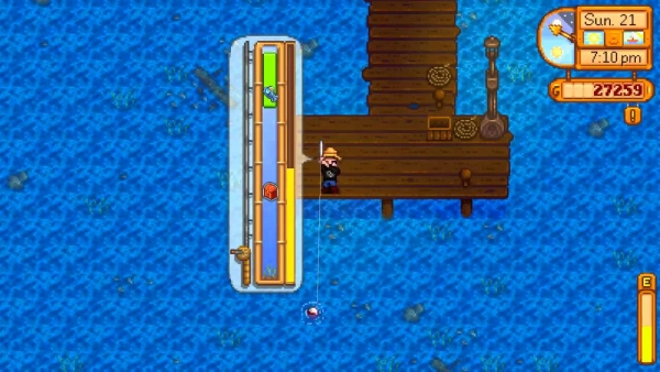 Catch Every Fish on Stardew Valley!