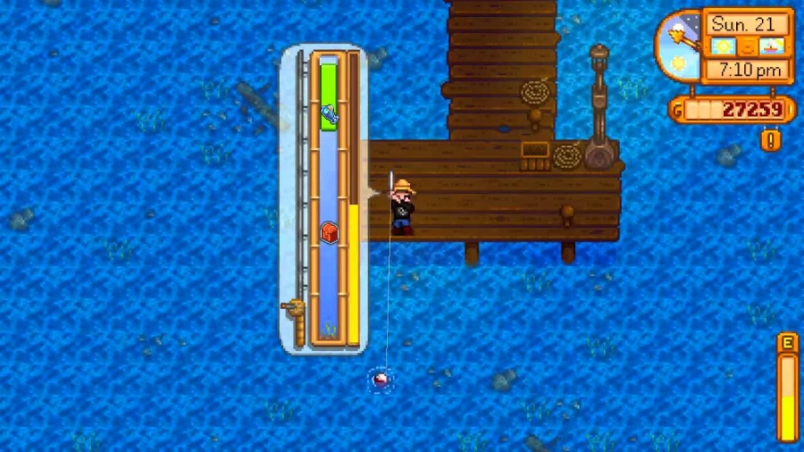 Catch Every Fish On Stardew Valley Gamespedition Com The item id for largemouth bass in stardew valley is: catch every fish on stardew valley
