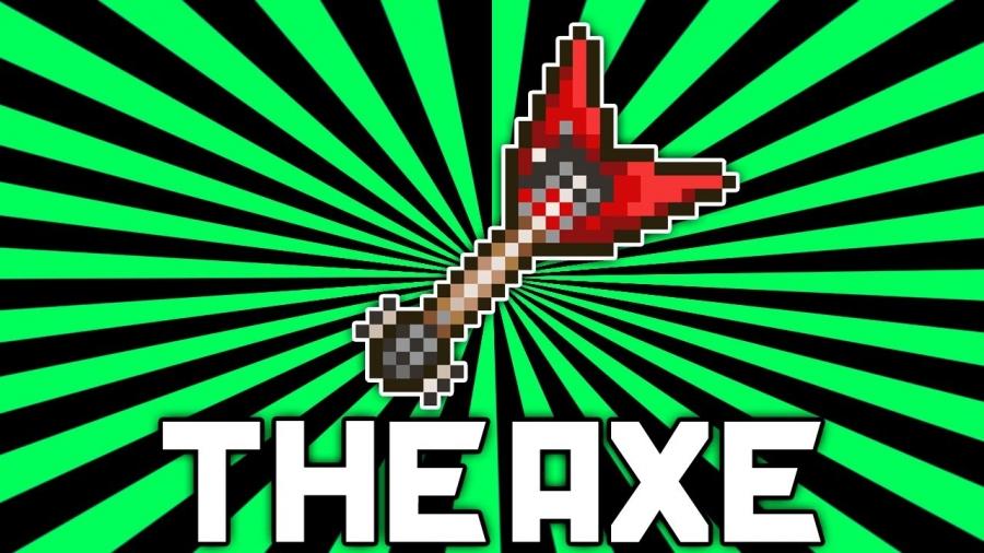 How to make an axe in terraria - Gamespedition com