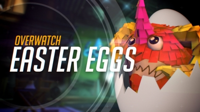 Overwatch easter eggs