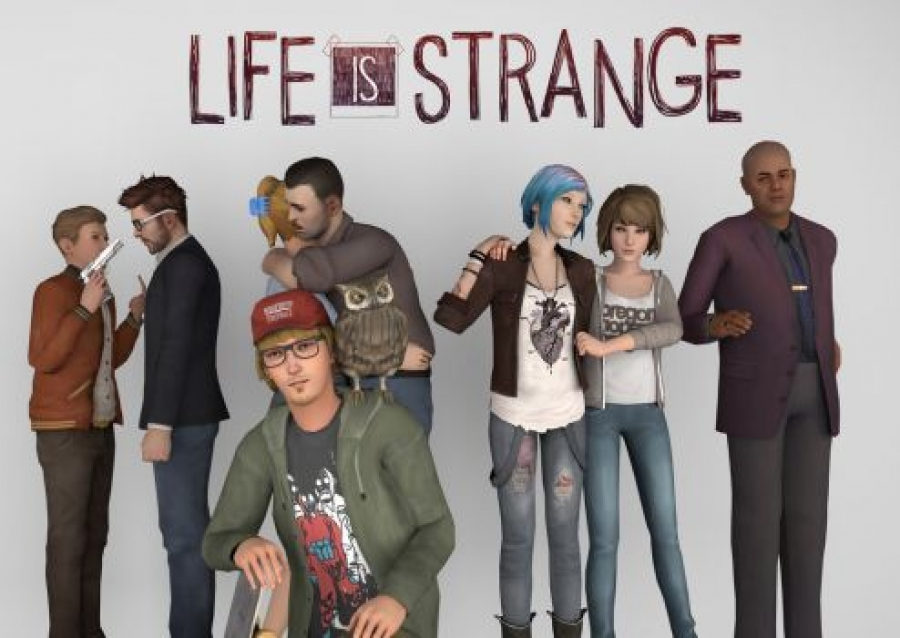 Life is strange : Characters