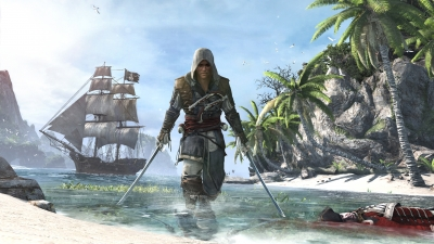 Assassin's Creed IV Black Flag gameplay