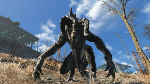 Fallout 4: How to catch and tame a Deathclaw
