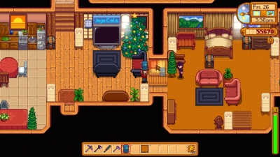 Decorating your house in Stardew Valley - Gamespedition.com