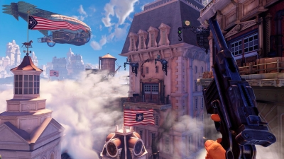 BioShock Infinite secrets&easter eggs