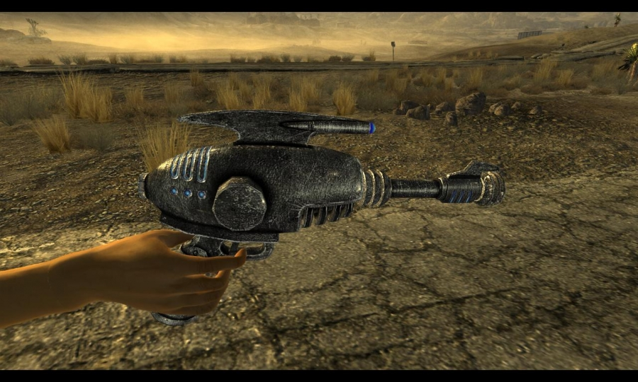 Fallout New Vegas: Alien Blaster Location - Gamespedition.com
