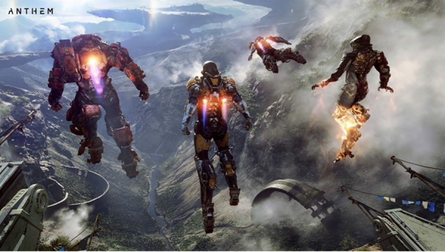 ANTHEM: an underwhelming game full of potential